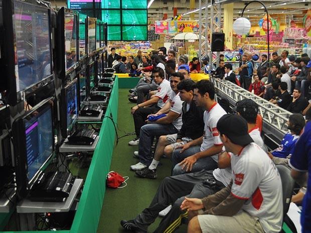 Competição de futebol digital será realizada em dois fins de semana no Rio (Foto: Divulgação/FutRioDigital)