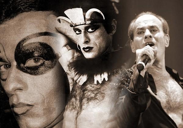 Levantamento apresenta autores mais gravados e as músicas mais tocadas de Ney Matogrosso em 43 anos de carreira (Foto: Reprodução)