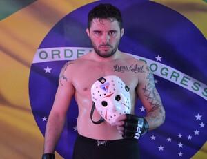 Rony Jason, lutador do UFC (Foto: Jocaff Souza/GloboEsporte.com)