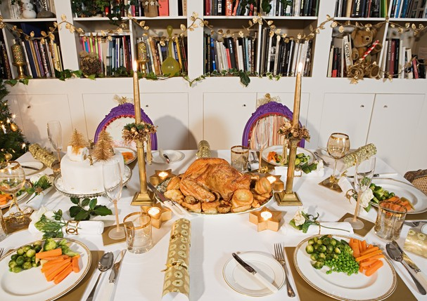 Como aproveitar as confraternizações de fim de ano sem ganhar peso (Foto: Thinkstock)