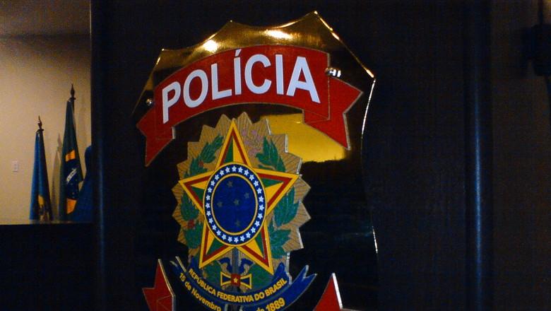 brasao-policia-federal-brasil (Foto: Creative Commons/Rodrigo César)