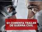 'Capitão América: Guerra Civil' será 'bromance' com pancadaria Marvel