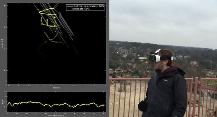 Novo sensor pode aprimorar experiência em realidade virtual (Foto: Reprodução/Youtube)
