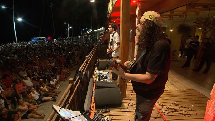 O Carnaval de Salvador, este ano, celebra os 50 anos da Tropicália e os 70 anos de Moraes Moreira (Foto: TV Bahia)