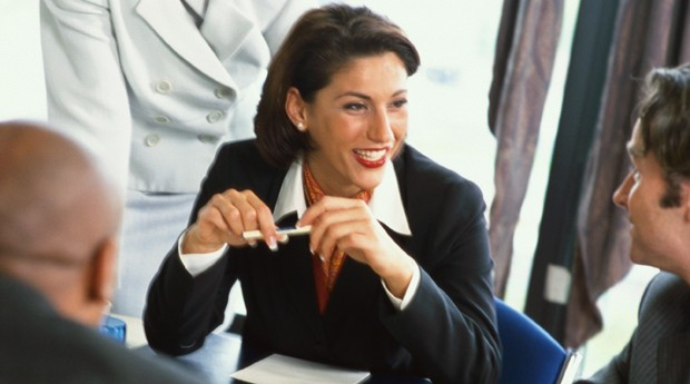 chefe; reuniao; gestao; mulheres (Foto: ThinkStock)