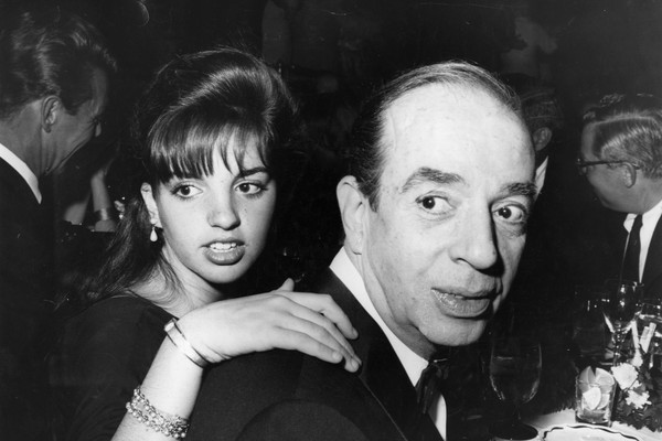 Liza Minnelli e Vincent Minnelli (Foto: Getty Images)