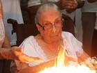 Morre Dona Canô aos 105 anos