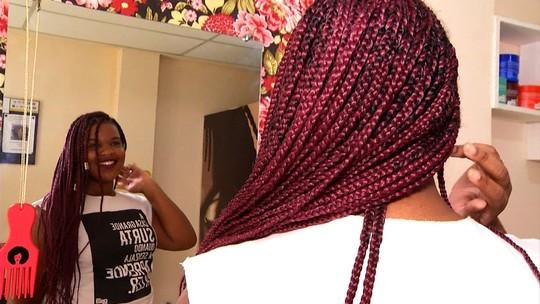 'Tá na Moda, Tá no Plugue': saiba mais sobre a trança afro