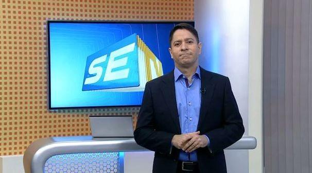 SETV 1ª Edição traz reportagem sobre o despejo de famílias (Foto: Divulgação/TV Sergipe)