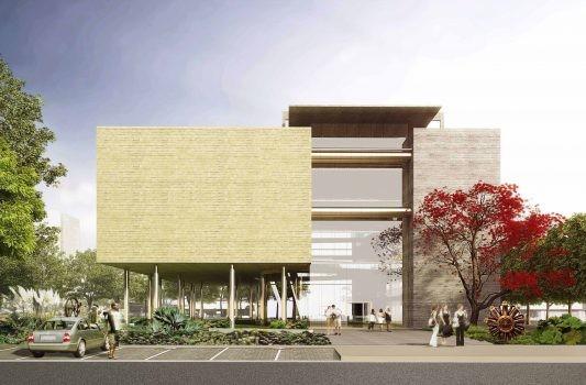 Projeto do Museu do Trabalho e do Trabalhador, em São Bernardo do Campo (Foto: Divulgação)