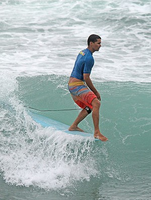 Robson Fraga; surfista (Foto: Fabriciano Júnior/Surfbahia)