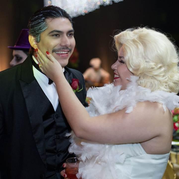 Marília Mendonça e o noivo, Yugnir José (Foto: Divulgação)