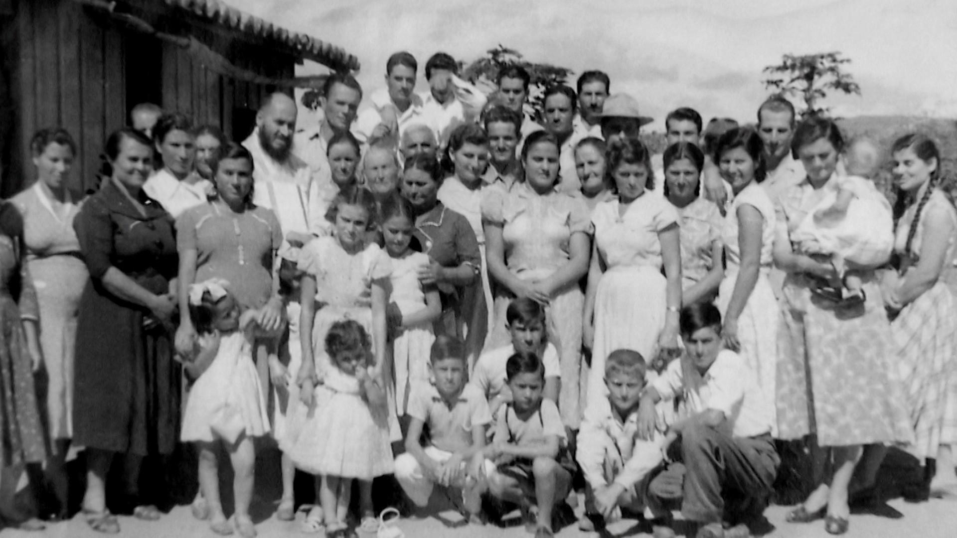 'Aprovado' comemora 65 anos da chegada dos italianos na Bahia  (Foto: Divulgação)