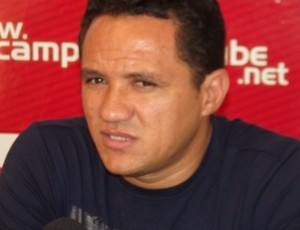Marquinhos Mossor&#243;, gerente de futebol do Campinense (Foto: Silas Batista)