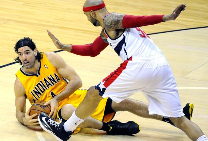 Basquete Luis Scola Indiana Pacers (Foto: Agência Reuters)