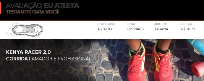 EuAtleta header avaliação_1 (Foto: Eu Atleta)