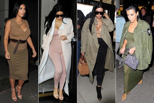 Kim Kardashian (Foto: AKM-GSI / AKM-GSI - X17/Agência)