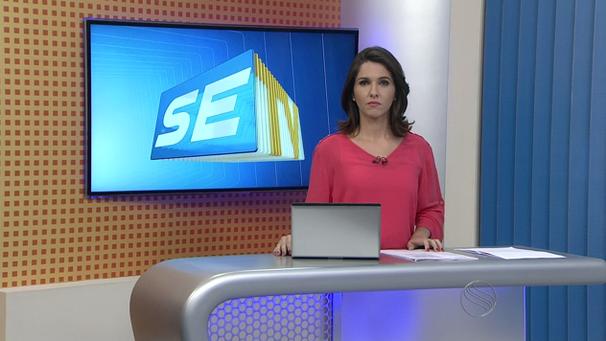 Tamires Franci apresenta o SETV 2ª Edição nesta sexta-feira, 21 (Foto: Divulgação / TV Sergipe)