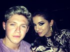 Rolou! Anitta está tendo um affair com Niall Horan, do One Direction