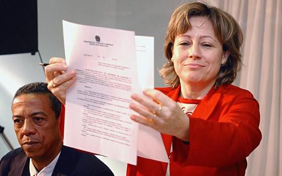 Eva Chiavon, ministra-chefe substituta da Casa Civil (Foto: Agência Brasil)