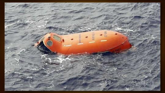 Equipes buscam navio que levava ferro para China e sumiu no Atlântico