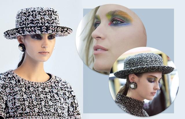 Maquiagem Chanel (Foto: Reprodução)
