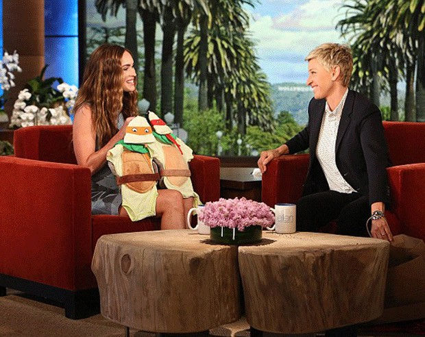 Megan Fox (Foto: Reprodução)