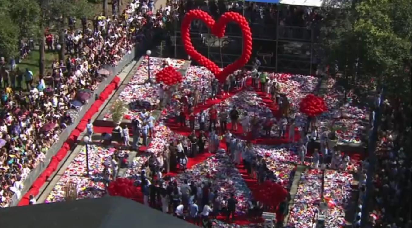Ação do Coração (Foto: Reprodução/TV Tribuna)