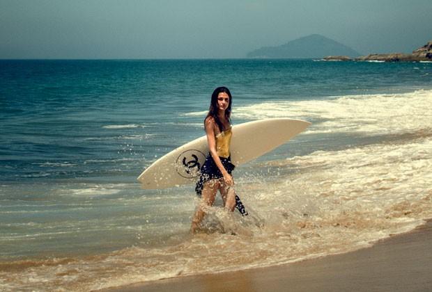 SURFE NESSE BRILHO! (Foto: Rogério Cavalcanti (Flair MGT))