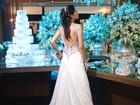 Ateliê vai presentear noiva que fizer doação para vítimas de Mariana