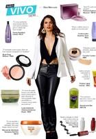 Elea Mercurio, de 'O rebu', lista seus produtos de beleza para o dia a dia
