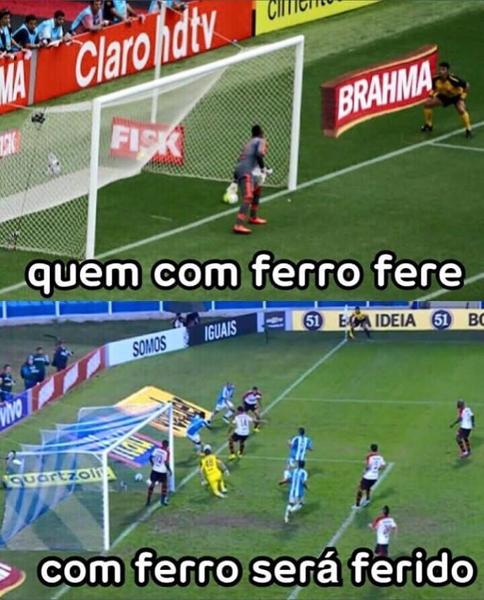Zoação Flamengo 3