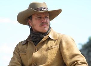 Matt Damon amarrou a própria língua para gravação (Foto: Divulgação/Reprodução)