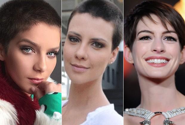 Ossos do ofício: Veja atrizes que precisaram raspar a cabeça (Foto: Getty Images)