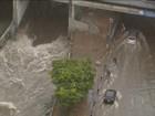 São Paulo tem chuva intensa e alagamentos no primeiro dia do verão