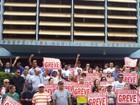 Servidores de Americana programam retomada de greve por salário integral