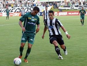 ABC x Icasa, no Estádio Frasqueirão, em Natal (Foto: Augusto Gomes)