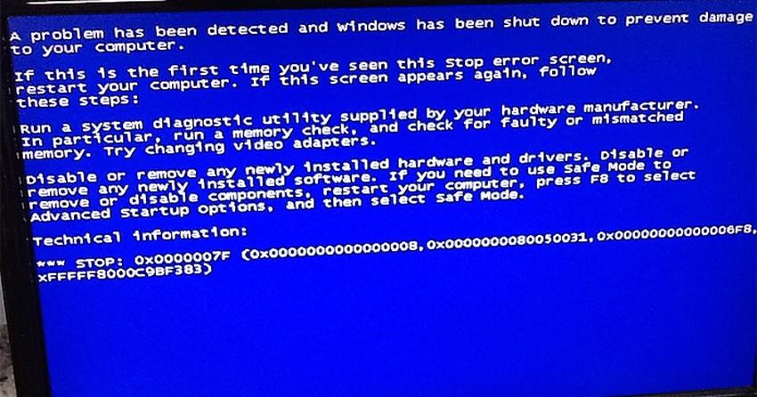 O Que 233 A Tela Azul Do Windows E Como Resolver Problemas