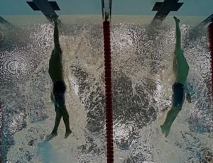 Cesar Cielo cullen jones  londres 2012 olimpiadas (Foto: Getty Images)