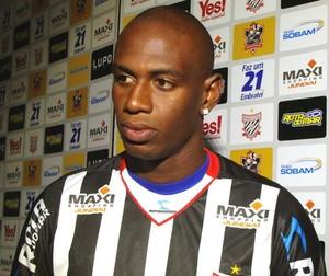 Lima, zagueiro do Atlético Sorocaba. Na época, no Paulista  (Foto: Divulgação / Paulista FC)