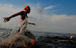 Aquathlon Manaus (Foto: Antônio Lima/Semdej)