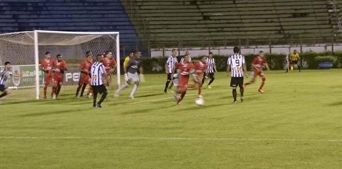 Tupi-MG Boa Esporte Campeonato Mineiro 2015 (Foto: Bruno Ribeiro)
