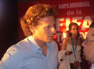 forlán inter uruguaio copa montevidéu (Foto: Cassius Leitão/GloboEsporte.com)