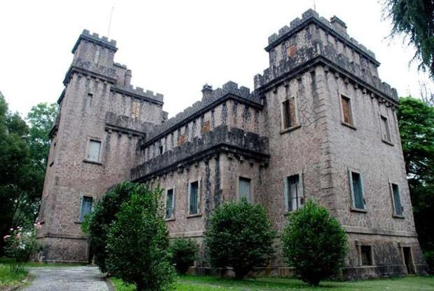 10 castelos no Brasil que parecem ter saído dos livros (Foto: Reprodução)