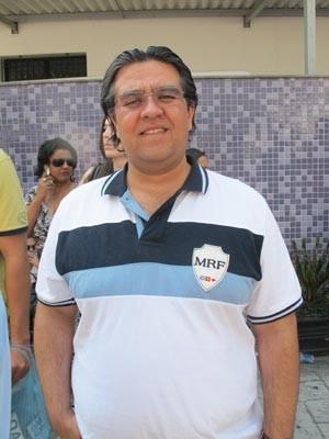 Rangel dos Santos trabalhava em uma companhia aérea e não precisava da licença da OAB (Foto: Tadeu Meniconi/G1)