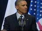 Obama reafirma compromisso dos EUA com criação de Estado Palestino