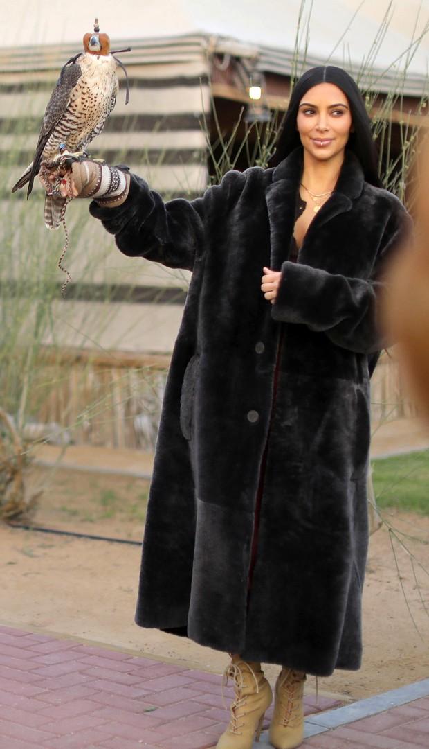 Kim Kardashian (Foto: Grosby)