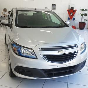 Chevrolet Prisma em concessionária GM (Foto: Tereza Consiglio/Autoesporte)