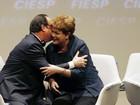 'A França confia no Brasil', diz François Hollande em visita ao país