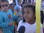 Famílias são beneficiadas com doações do projeto 'Um Dia De Alegria'